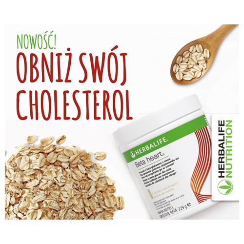 Beta heart® Cholesterol