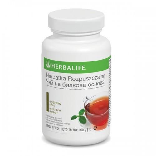 Herbatka rozpuszczalna –  wspomagająca odchudzanie