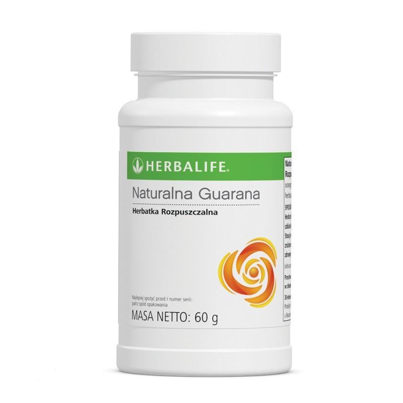 NRG naturalna guarana-Koncentracja i energia