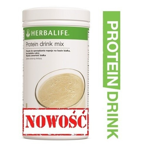PROTEINOWY DRINK MIX