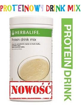 Proteinowy drink